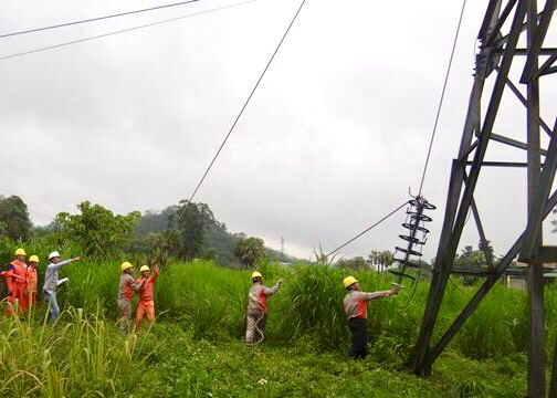 Vietnam Ha Giang Power Company will test Streamer innovative devices of lightning protection.