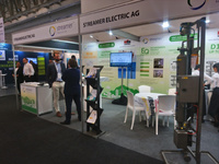 Streamer presented all its products at the African Utility Week